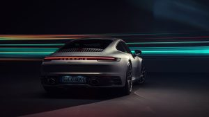 Porsche 911 Carrera 4S 4K Wallpaper