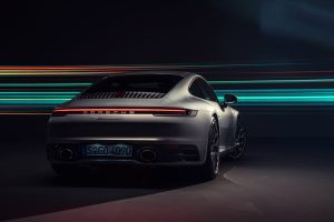 Porsche 911 Carrera 4S 4K Wallpaper