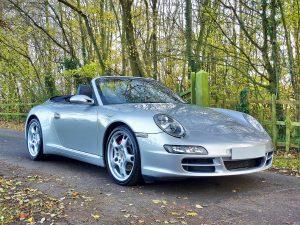 Porsche 911 Convertible Wallpaper
