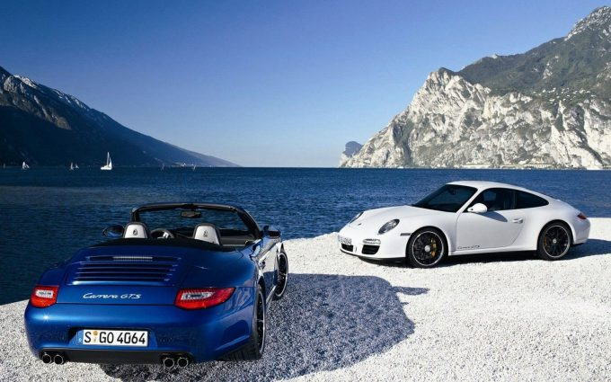 porsche carrera gts wallpaper background