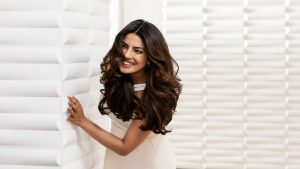 Priyanka Chopra in White Dress Wallpaper 4K 5K