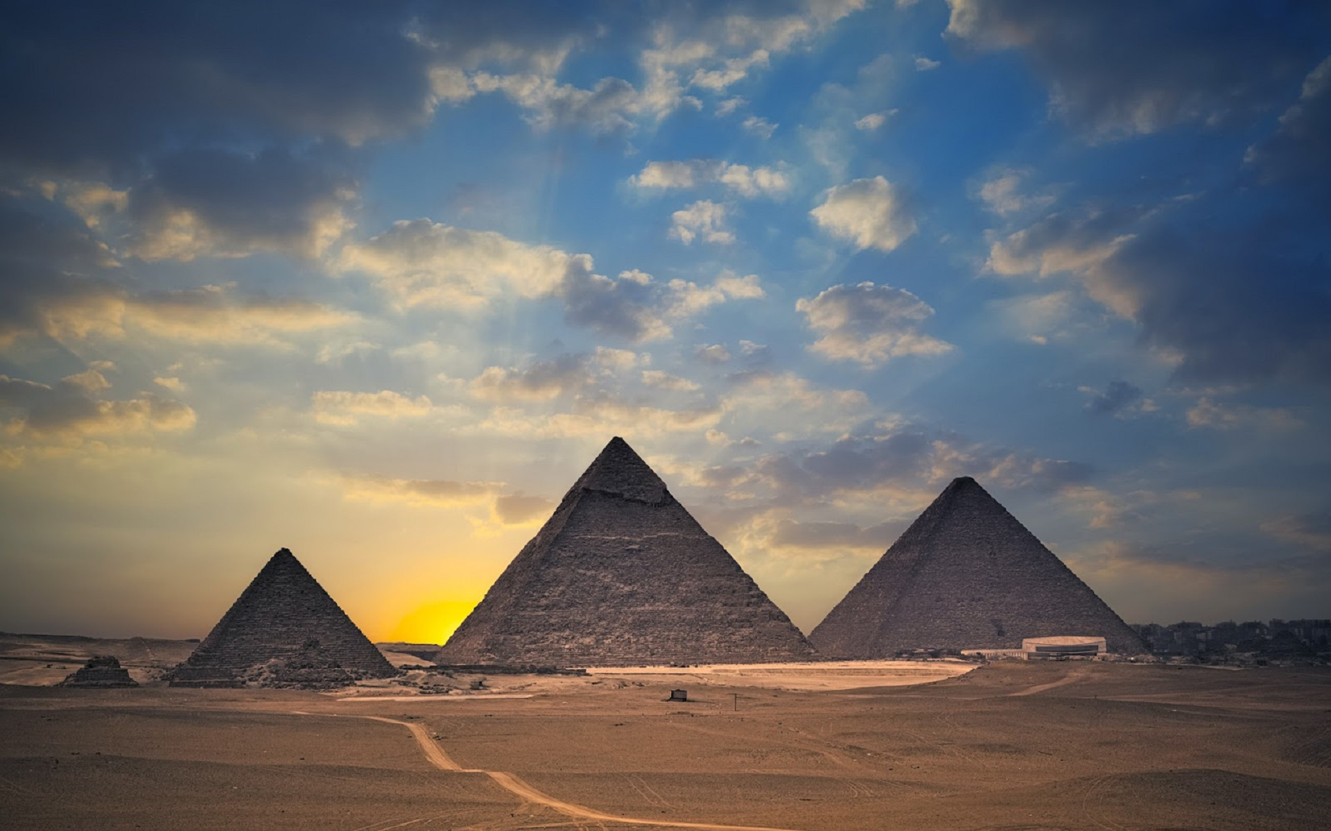 pyramids wallpaper background, wallpapers