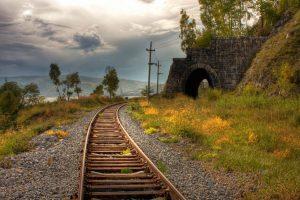 railroad background