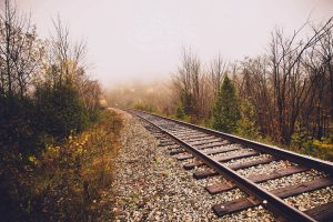 railroad wallpaper background