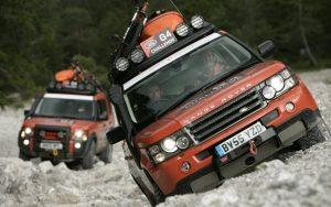 Range Rover Sport Wallpaper Background