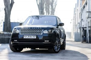 Range Rover Wallpaper 4K 5K Background