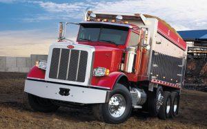 Red Truck Wallpaper