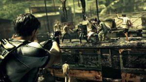 Resident Evil Chris Redfield Wallpaper