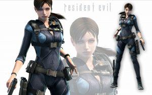 Resident Evil Game Wallpaper