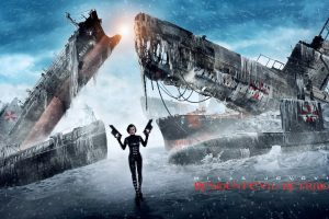resident evil retribution hd wallpaper background