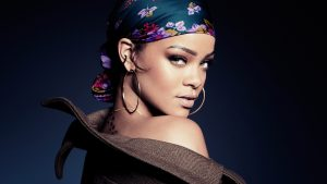 Rihanna HD Wallpaper Background