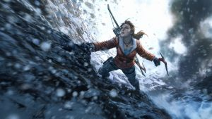 Rise of The Tomb Raider Wallpaper 4K 8K
