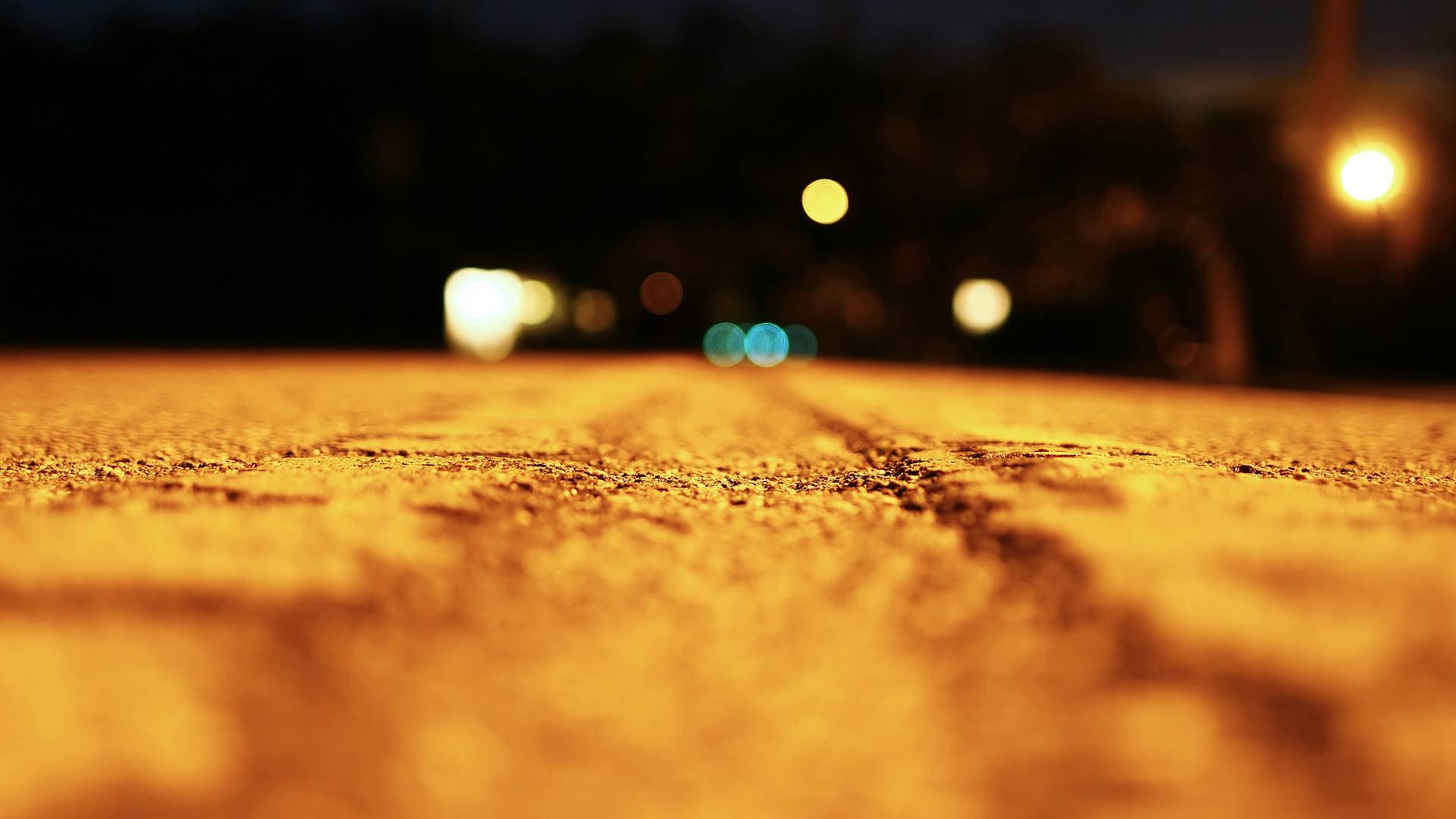 road macro wallpaper