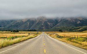 Road To Mountain Wallpaper