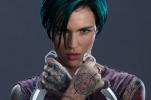ruby rose wallpaper background