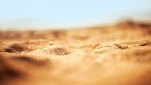Sand Close Up Wallpaper Background