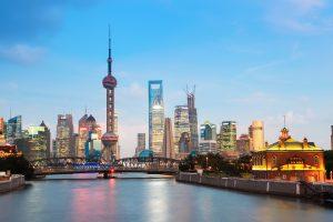 Shanghai 4K Wallpaper