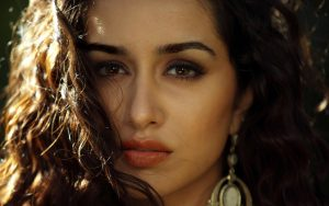 Shraddha Kapoor Eyes Wallpaper