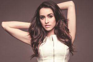 shraddha kapoor in white dress wallpaper background
