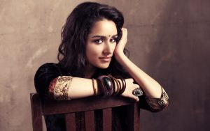 Shraddha Kapoor Wide Wallpaper