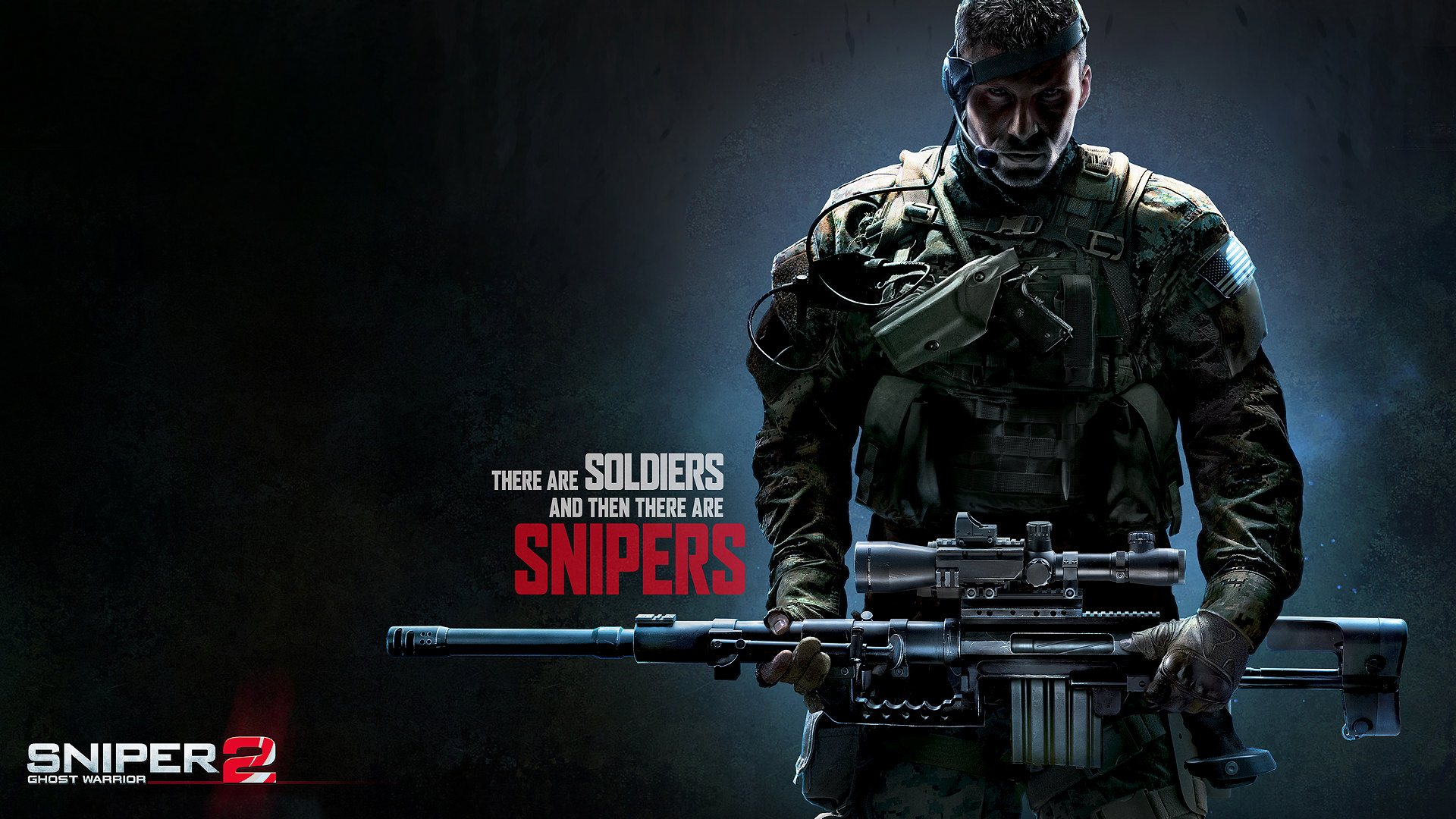 sniper ghost warrior 2 wallpaper background