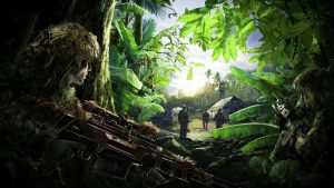 Sniper Ghost Warrior Wallpaper Background