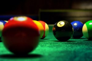 Snooker Balls Wallpaper