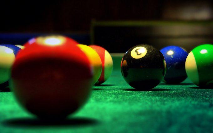 snooker balls wallpaper background