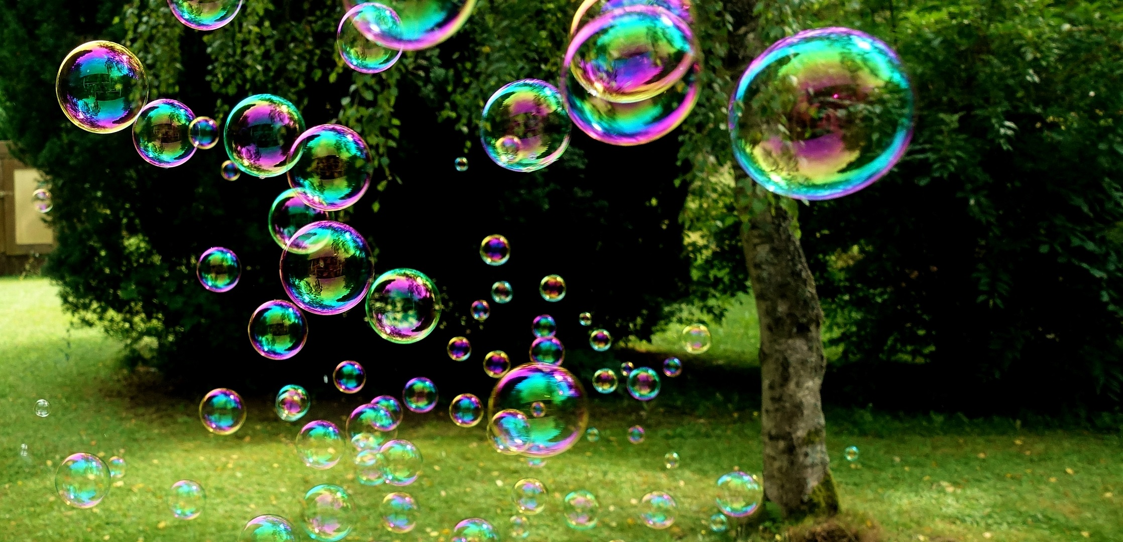 soap bubbles hd wallpaper