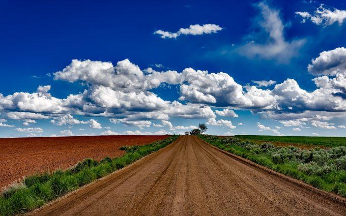 soil road