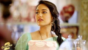 Sonakshi Sinha In Dabangg 2 Wallpaper