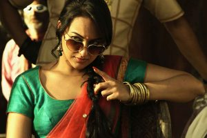sonakshi sinha in joker wallpaper