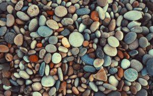 Stones Widescreen Wallpaper
