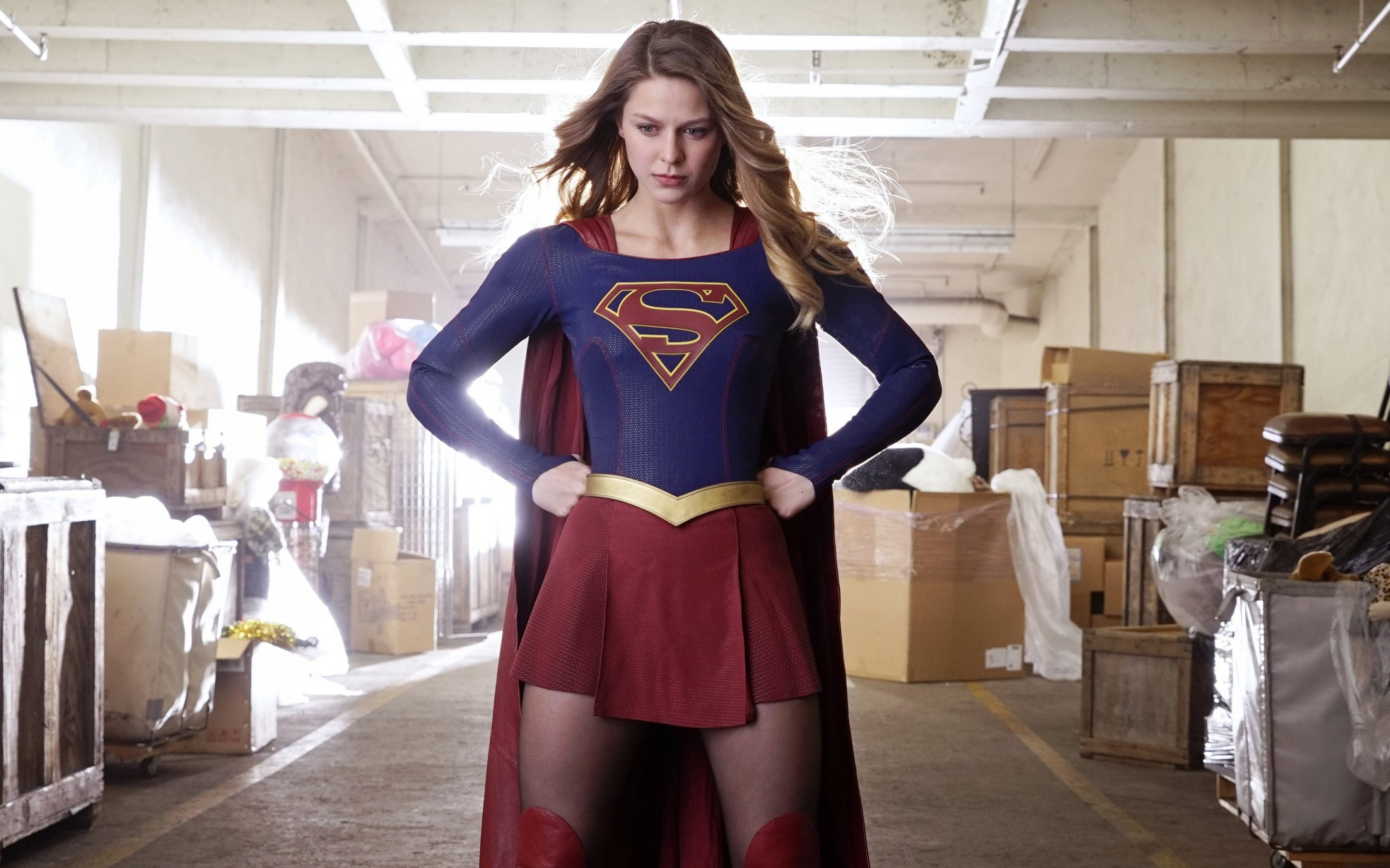 Supergirl Wallpaper 4k Background Hd Wallpaper Background