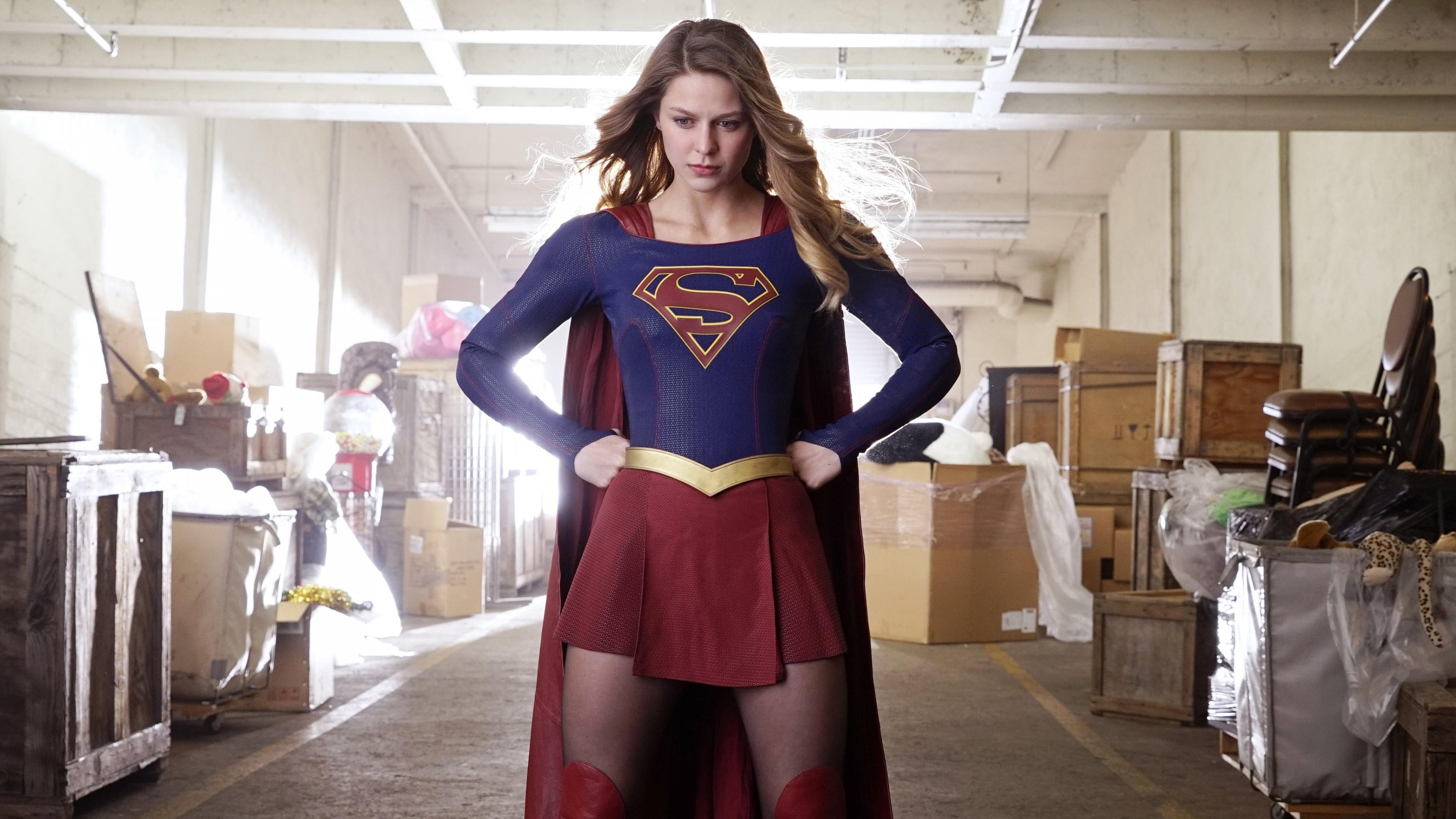 supergirl wallpaper 4k background