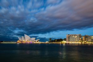 sydney opera house wallpaper background