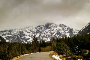 tatry buried mountains wallpaper background