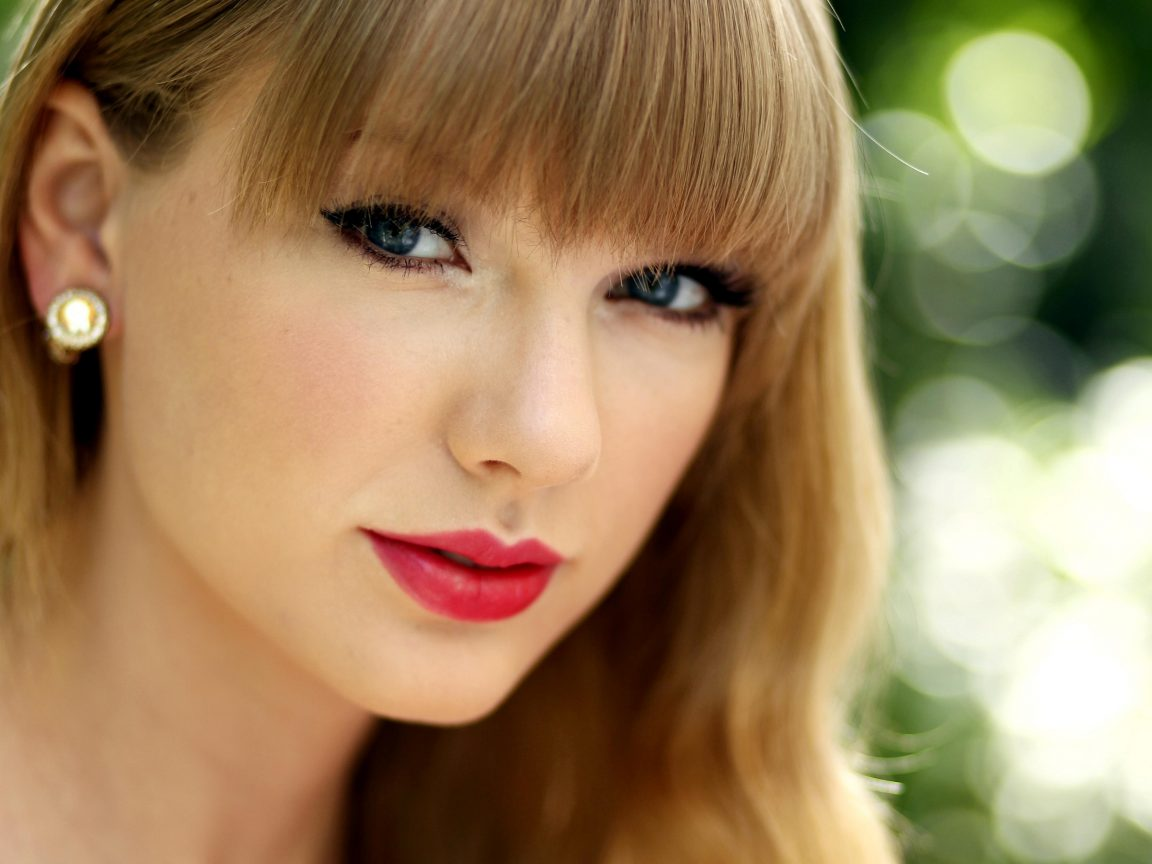 taylor swift eyes 4k wallpaper | hd wallpaper background
