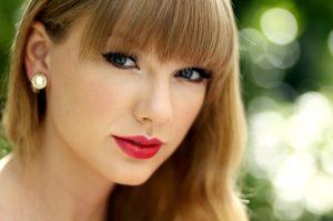 Taylor Swift Eyes 4K Wallpaper