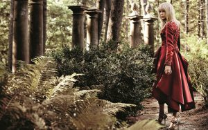 Taylor Swift Red Dress Wallpaper