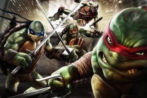 teenage mutant ninja turtles wallpaper background