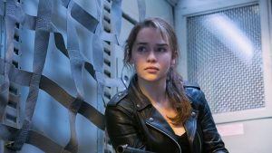 Terminator Genisys Emilia Clarke Wallpaper