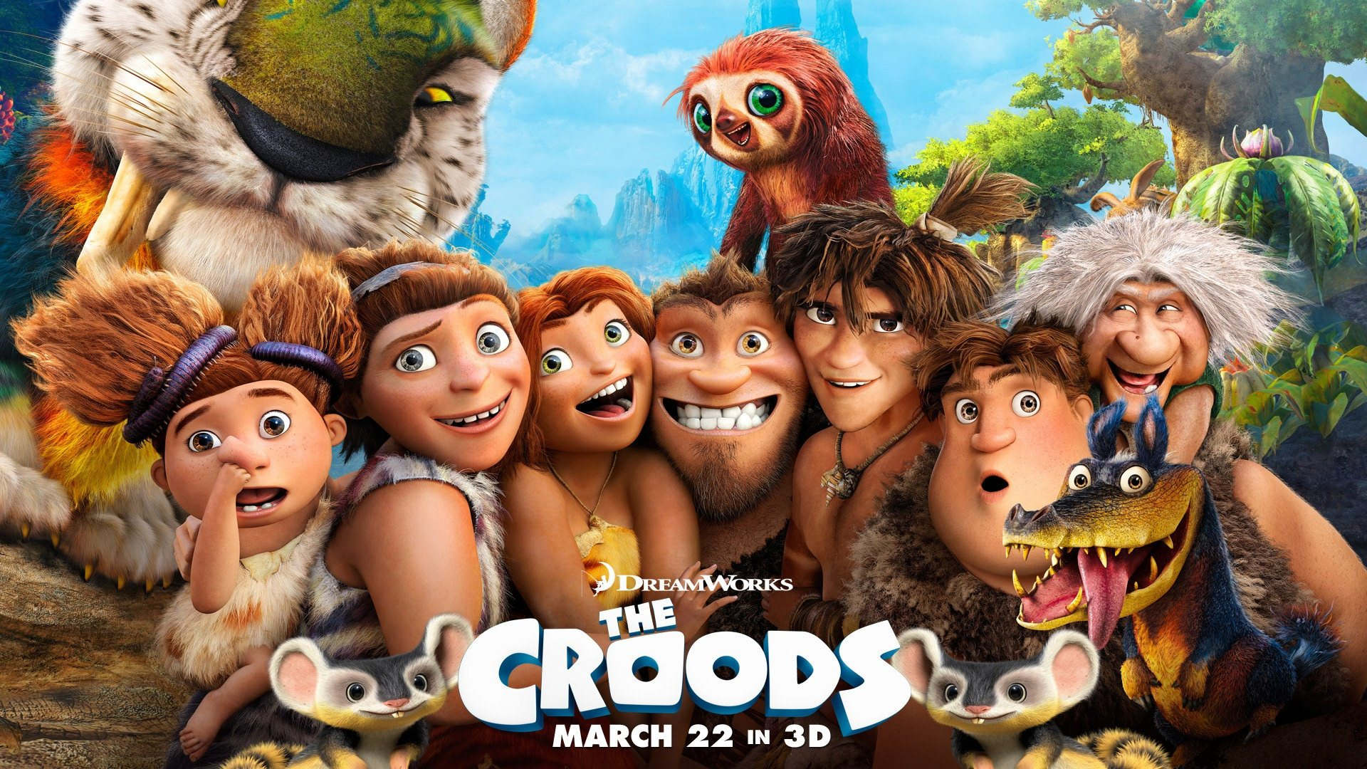 the croods wallpaper background