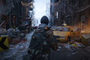 the division game wallpaper background
