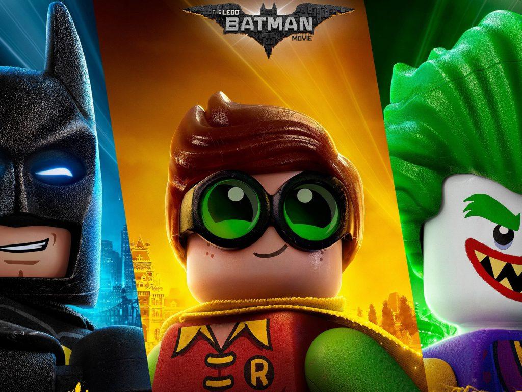 The Lego Batman Movie Wallpaper: The Lego Batman Movie Wallpaper 4K