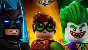 The Lego Batman Movie Wallpaper 4K