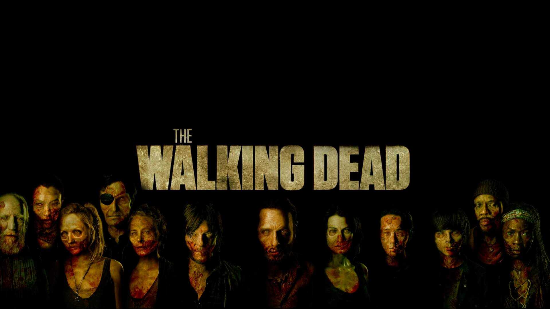 the walking dead hd wallpaper background