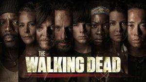 The Walking Dead Wallpaper Background