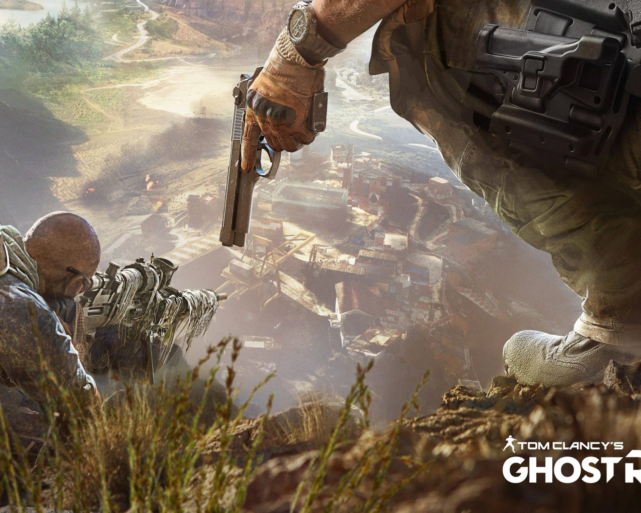 Tom Clancy S Ghost Recon Wallpaper 4k 8k Hd Wallpaper Background