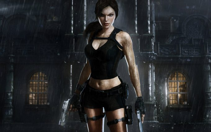 tomb raider underworld wallpaper background